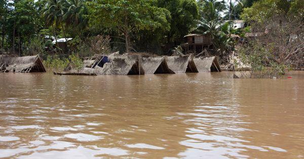 Lào: Con số thiệt hại trong vụ vỡ đập tại Attapeu tăng cao