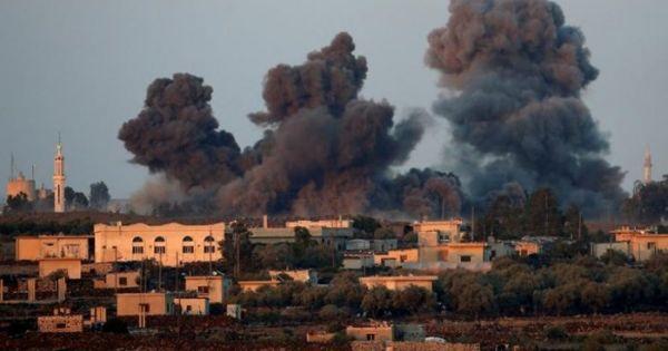 Quân đội Syria chiếm thêm nhiều làng mạc tại phía Tây Nam