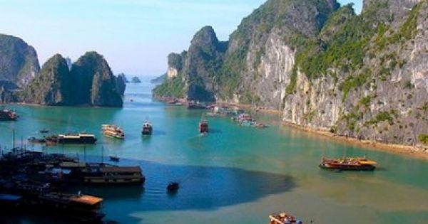 Đoàn khách Tây Ban Nha bị lừa mua tour du lịch vịnh Hạ Long