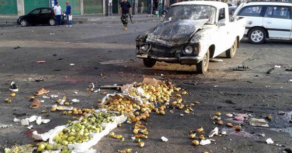 Syria: Tổ chức IS đánh bom khu vực Sweida