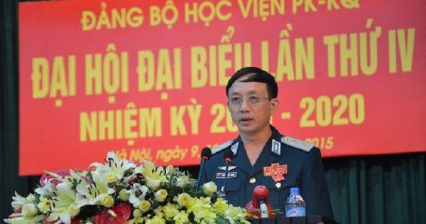 Thi hành kỷ luật Trung tướng Nguyễn Văn Thanh