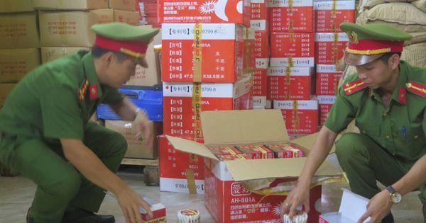 Bắc Ninh: Khởi tố vụ án sản xuất bút và thước giả thương hiệu nổi tiếng
