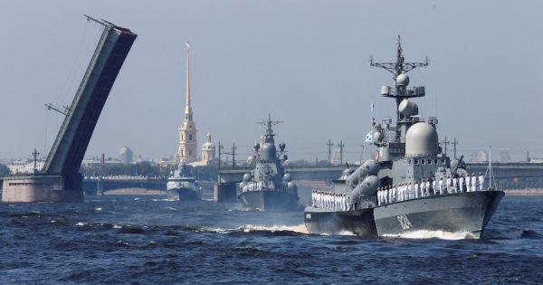 Nga kỷ niệm long trọng ngày Hải quân