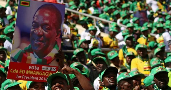 Zimbabwe bước vào cuộc bầu cử mang tính lịch sử