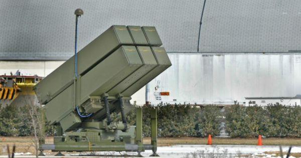Ấn Độ duyệt mua tên lửa phòng không hiện đại của Mỹ
