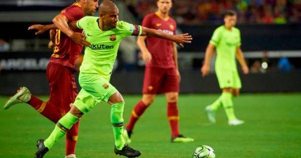 """ICC 2018: Barcelona vẫn chưa thể """"đòi nợ"""" AS Roma"""