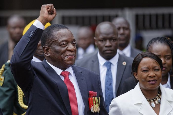 Zimbabwe công bố kết quả bầu cử
