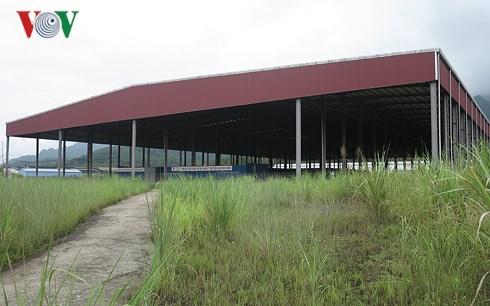 Bắc Kạn lãng phí quỹ đất tại Khu công nghiệp Thanh Bình