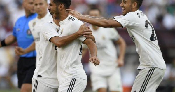 ICC 2018: Asensio lập cú đúp, Real Madrid ngược dòng thắng Juvetus