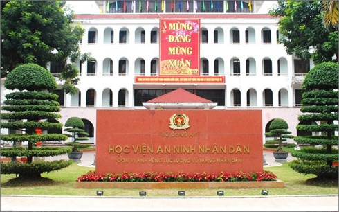 Bộ Công an đã lên tiếng về thủ khoa của Học viện An ninh Nhân dân