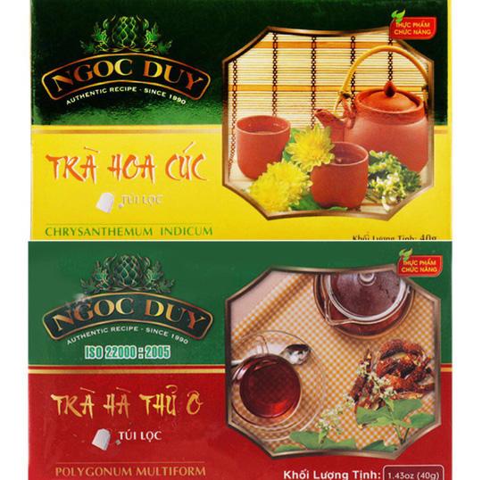 """Đà Lạt: """"Ông chủ"""" của hàng loạt nhãn hiệu trà Atiso bị xử phạt"""