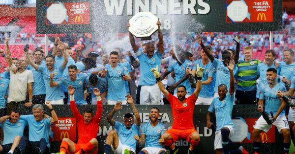 Manchester City đả bại Chelsea giành Siêu cúp Anh