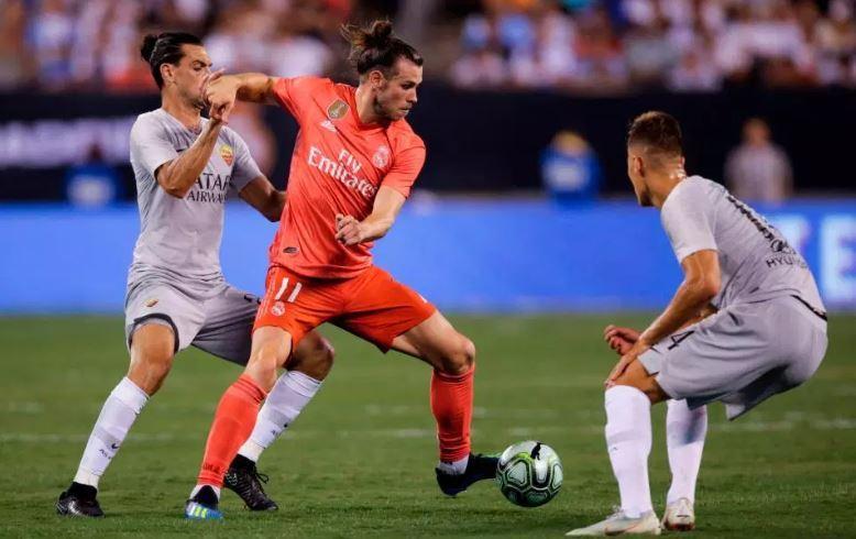 ICC 2018: Real Madrid kết thúc giải bằng thắng lợi 2-1 trước Roma