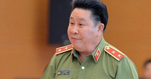 Thủ tướng cách chức ông Bùi Văn Thành Thứ trưởng Bộ Công an