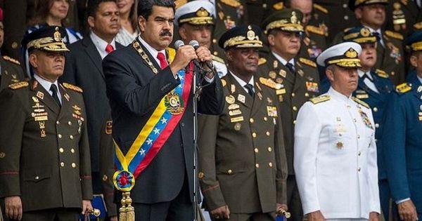 Venezuela bắt giữ lãnh đạo phe đối lập liên quan vụ ám sát hụt Tổng thống