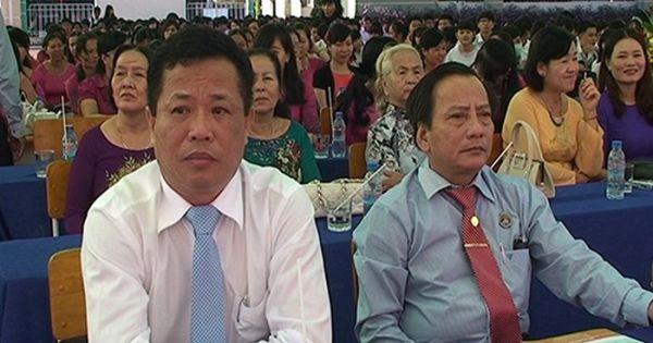 Cựu Bí thư thị xã Bến Cát, tỉnh Bình Dương vừa bị công an bắt giữ