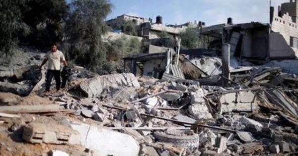Dải Gaza nóng lên vì Israel không kích dồn dập