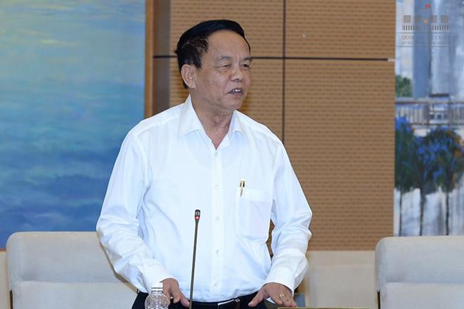 Báo cáo Bộ Chính trị quân hàm cấp tướng của giám đốc công an tỉnh