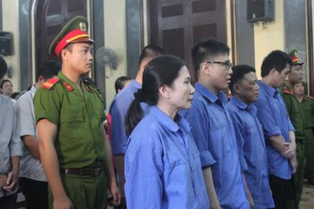 Viện Kiểm sát nhân dân TPHCM đề nghị tử hình nguyên giám đốc Agribank Bến Thành