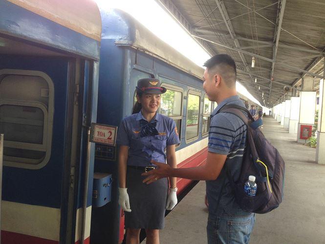 VTSG tăng thêm 30 chuyến tàu dịp lễ 2 tháng 9