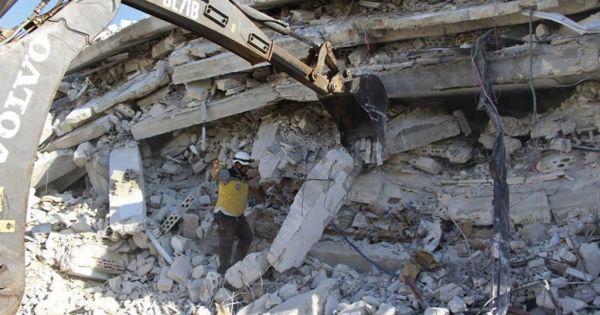 Syria: Nổ kho vũ khí tại Idlib, nhiều người thương vong