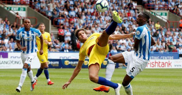 Chelsea thắng tưng bừng ngày ra quân Premier League