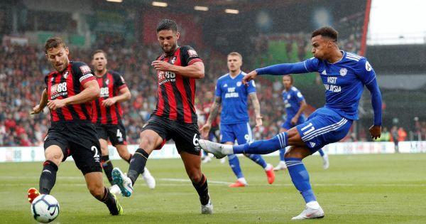 Chơi áp đảo, Bournemouth giành trọn 3 điểm trước tân binh