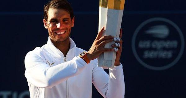 Nadal xuất sắc vô địch