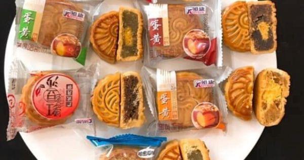 Xác minh thông tin bánh Trung thu nhập lậu từ nước ngoài