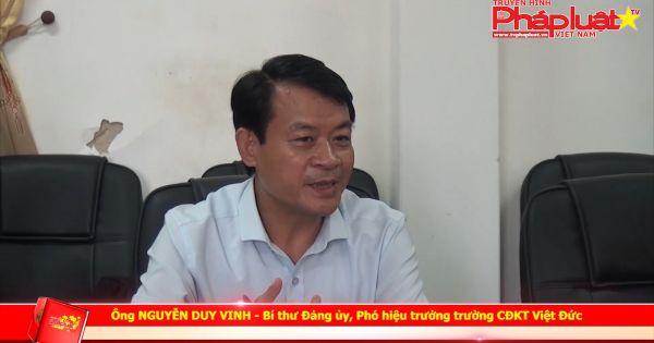 Hà Tĩnh: Nhà xưởng trường cao đẳng kỹ thuật Việt Đức là có thật
