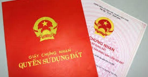 Thái Bình: Gần 10.000 sổ đỏ có nguy cơ bị tiêu hủy
