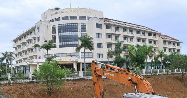 Dự án Đại học Quốc gia Hà Nội sau 15 năm khởi công