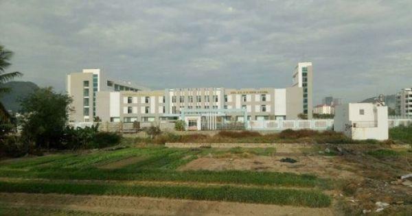 """Nha Trang: Đất """"vàng"""" trường học nhường chỗ cho khu phức hợp 40 tầng"""
