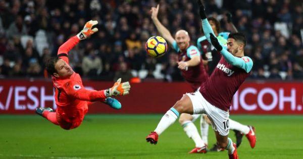 Bournemouth ngược dòng kịch tính trước West Ham