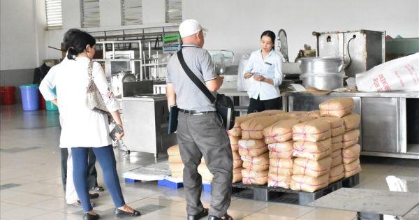 Cơm tấm Kiều Giang sử dụng phụ gia thực phẩm không nguồn gốc