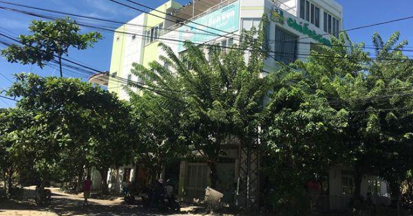 Đà Nẵng: Trường mầm non bất ngờ bị đóng cửa, treo biển bán nhà