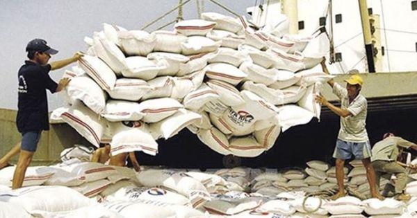 Chính thức cởi trói cho xuất khẩu gạo
