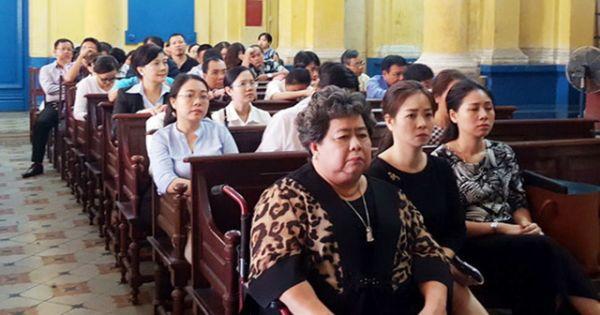 Bộ Công an tiếp tục khởi tố bà Hứa Thị Phấn
