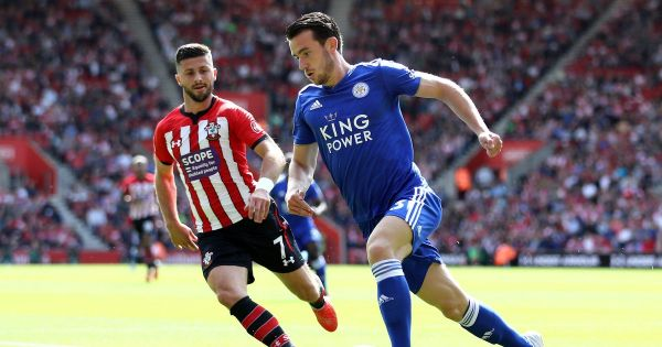 Leicester lội ngược dòng kịch tính trước Southampton