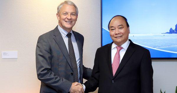 New Zealand sẵn sàng hỗ trợ Việt Nam xây dựng chuỗi giá trị thanh long