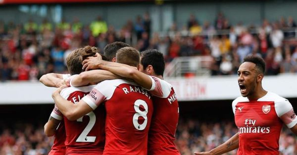Ngược dòng ngoạn mục trước West Ham, Arsenal có 3 điểm đầu tiên