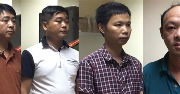 Bắt hai giám đốc trong đường dây hơn 10.000 container phế liệu trái phép tại Việt Nam