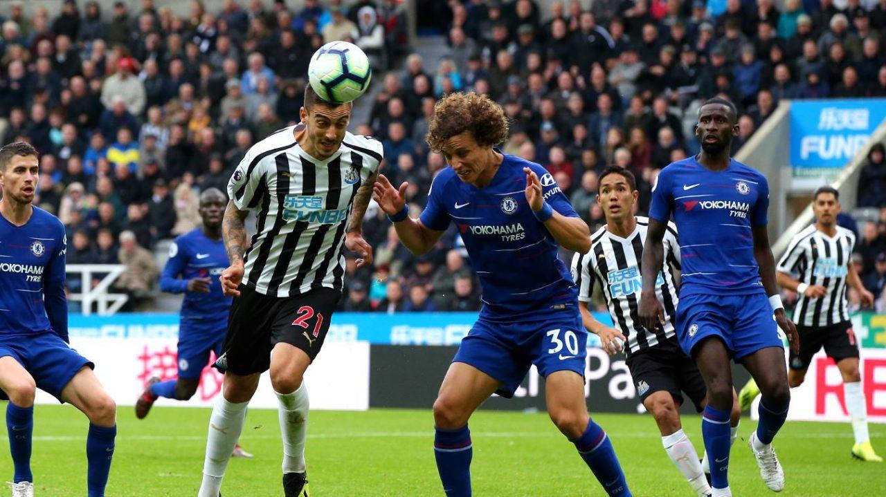 Chelsea vất vả vượt ải Newcastle giành trận thắng thứ 3 liên tiếp