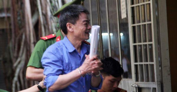 Nguyên Giám đốc Agribank - chi nhánh Nam Hoa lãnh án 11 năm tù
