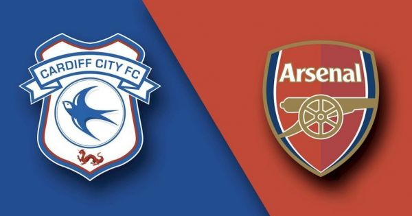 Arsenal thắng vất vả trong màn rượt đuổi tỉ số với Cardiff