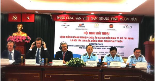 Cục Hải quan TPHCM đối thoại với cộng đồng doanh nghiệp Châu Âu