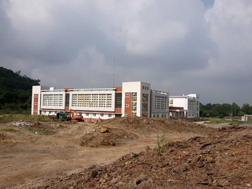 """Dự án """"rùa bò"""" ở Vĩnh Phúc"""