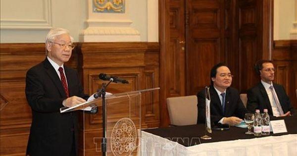 Hungary dành cho Việt Nam 200 suất học bổng mỗi năm