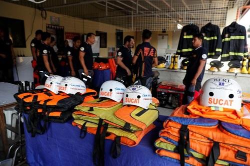 10 triệu người Philippines chuẩn bị đối phó siêu bão Mangkhut