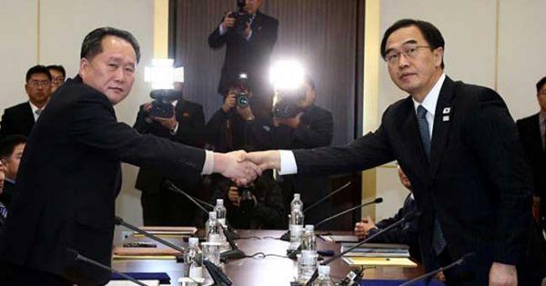 Hai miền Triều Tiên mở văn phòng liên lạc chung